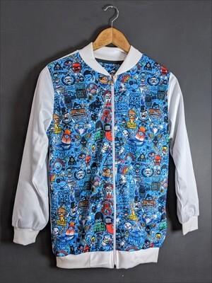 Urban Funk Bomber Jacket