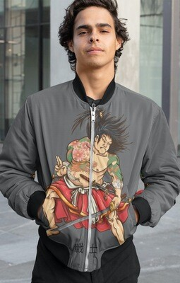 Samurai Bomber Jacket