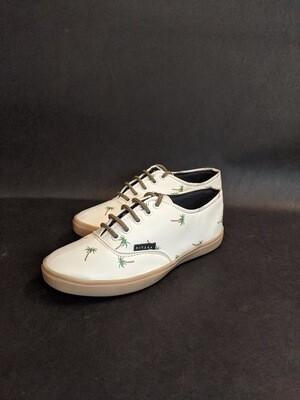 Beach Palm Printed Shoes