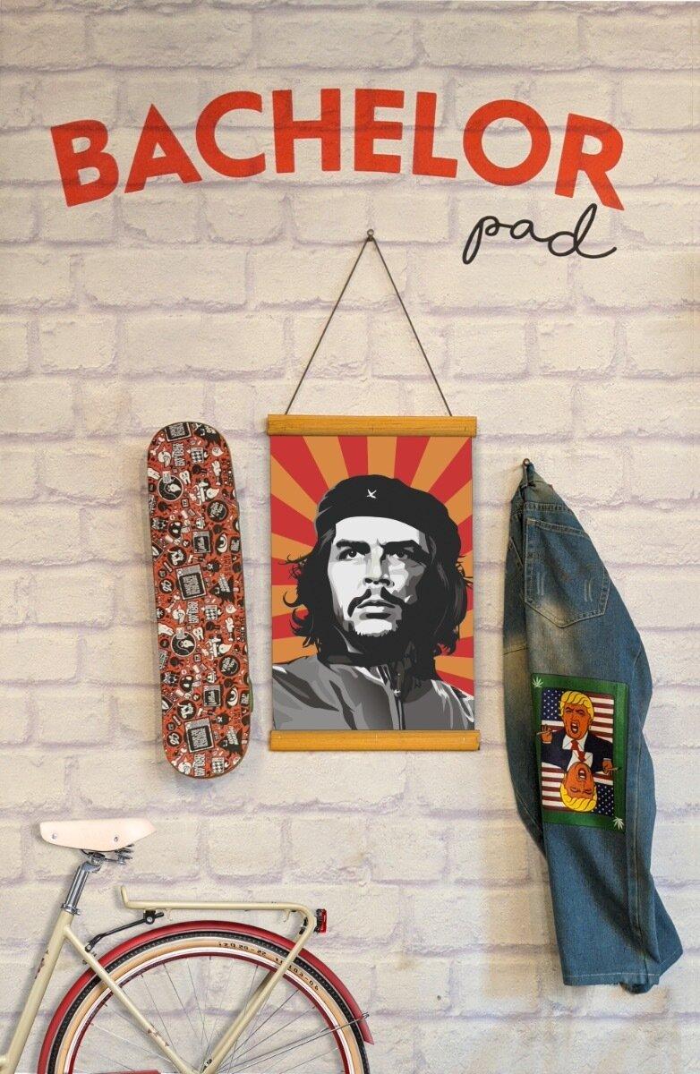 Che Clip Canvas