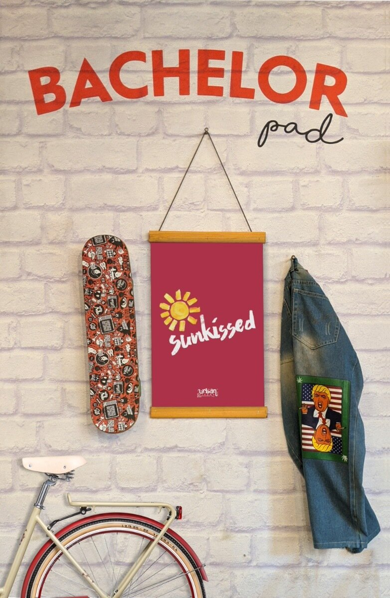 Sunkissed Clip CANVAS