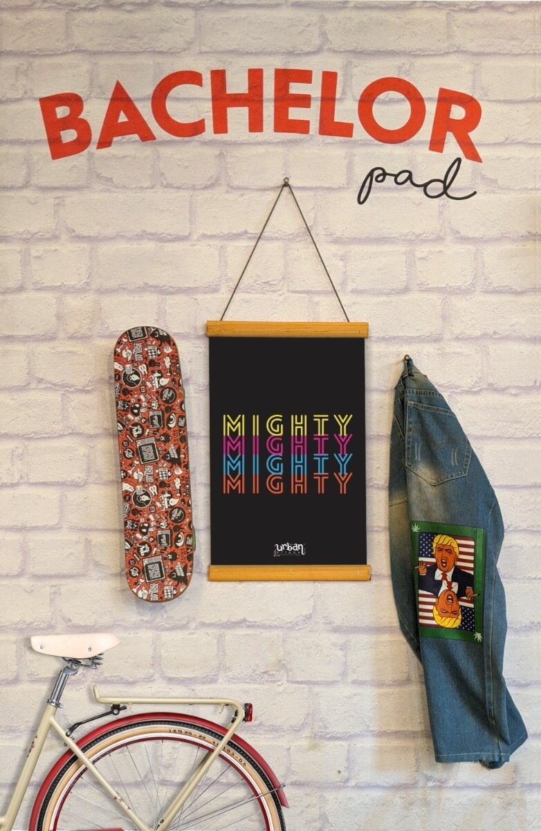 Mighty Clip Canvas