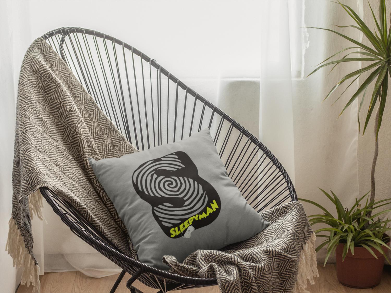 Sleepyman Zipper Cushion Cover