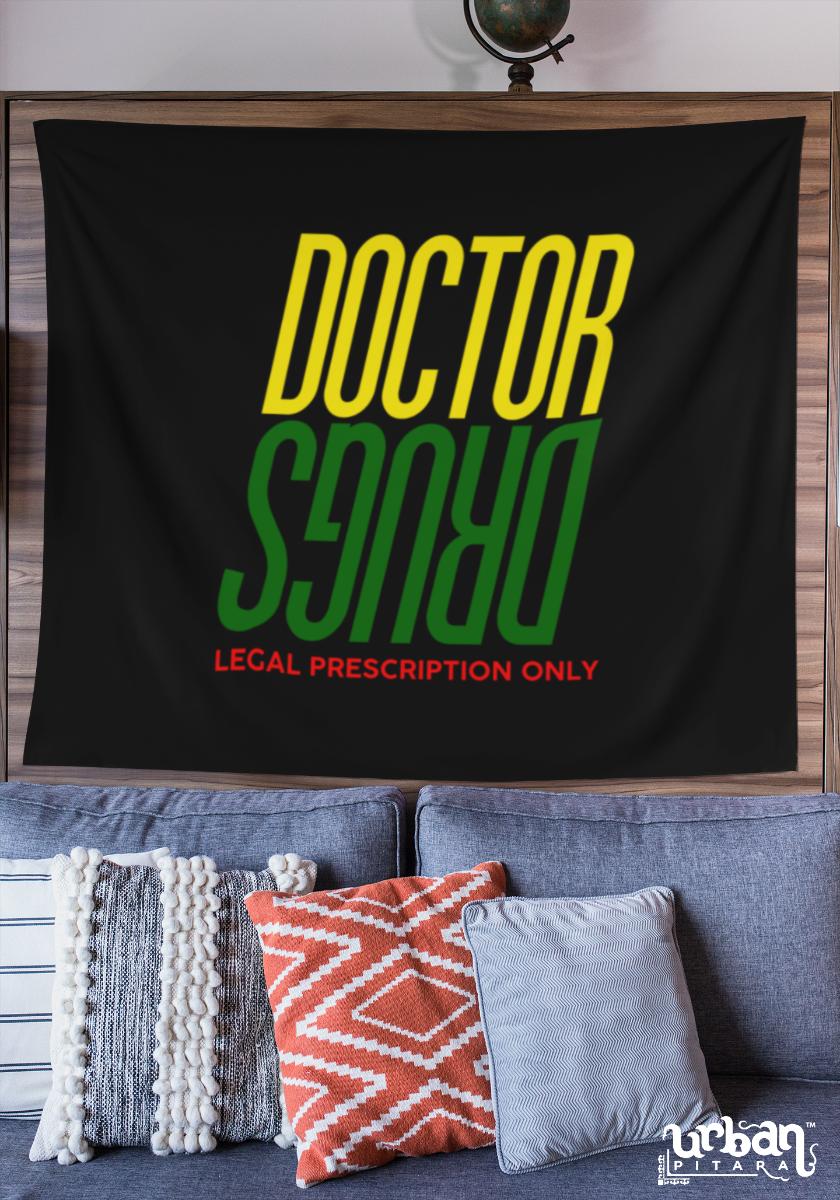 Doctor Drugs Flag