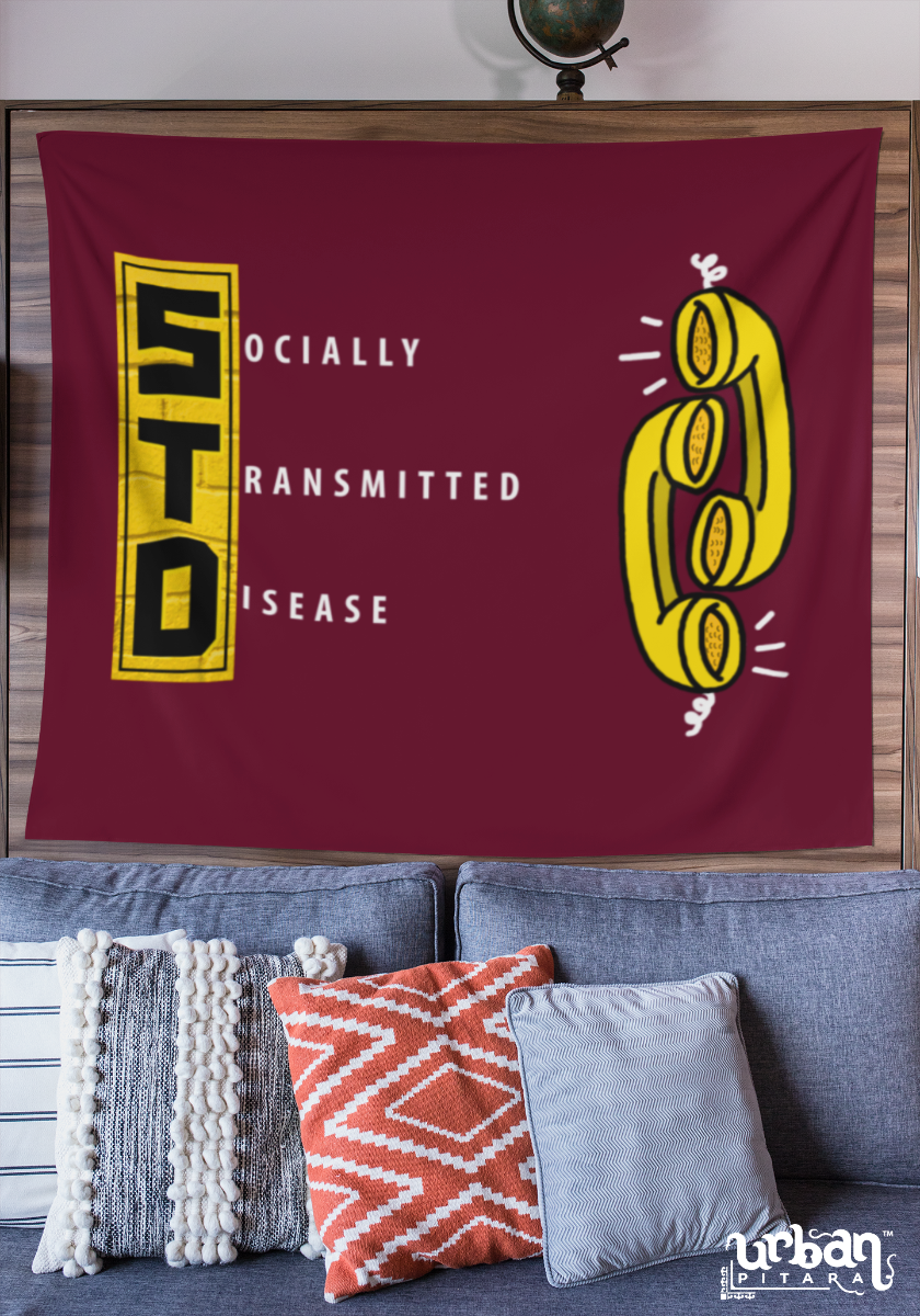 Socially Transmitted Disease Flag