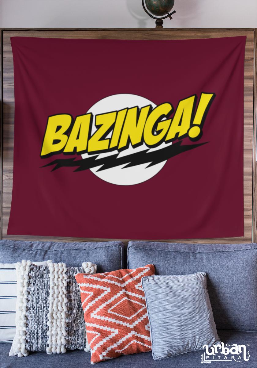 Bazinga Flag