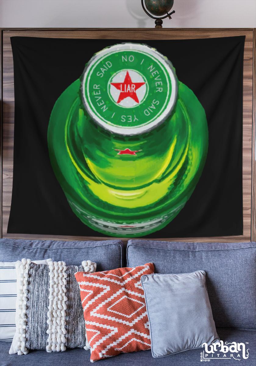 Tipsy Beer Flag