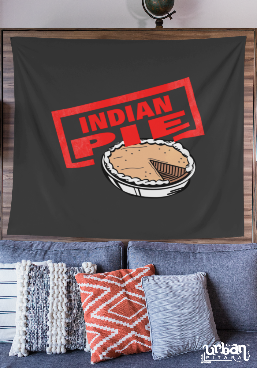 Indian Pie Flag