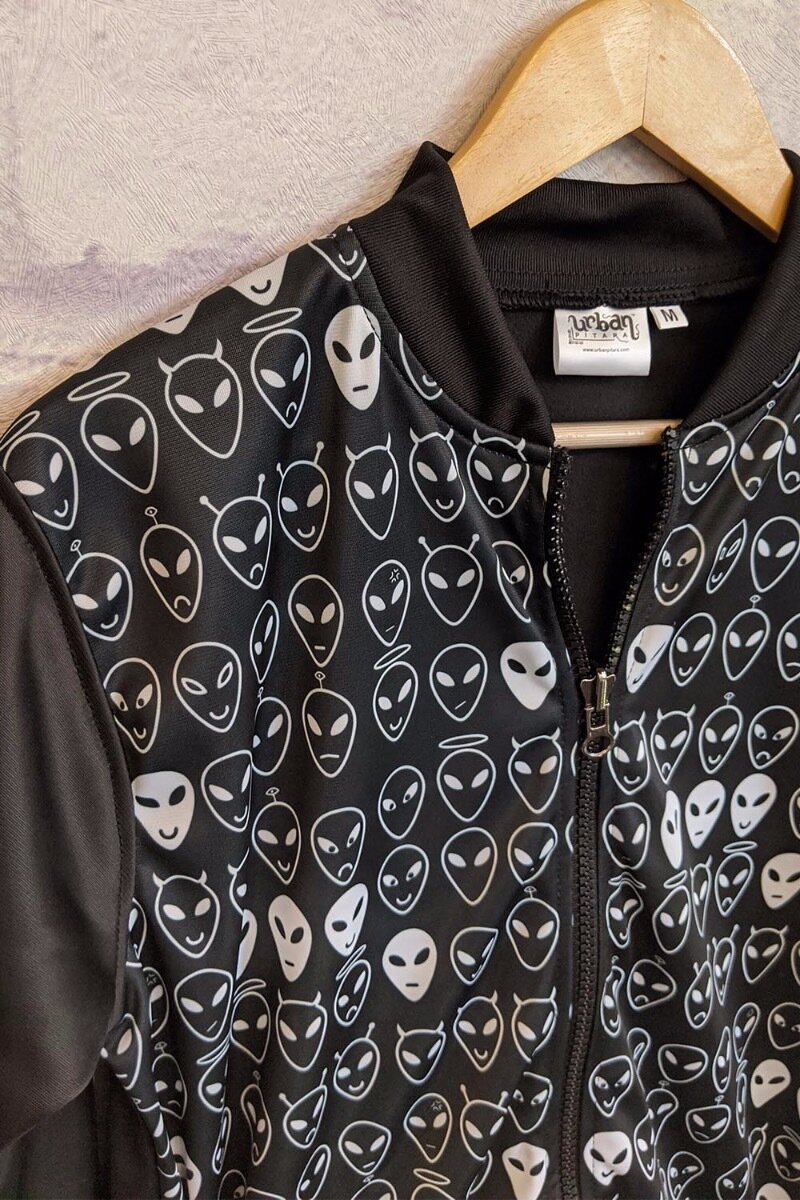 Aliens Bomber Jacket