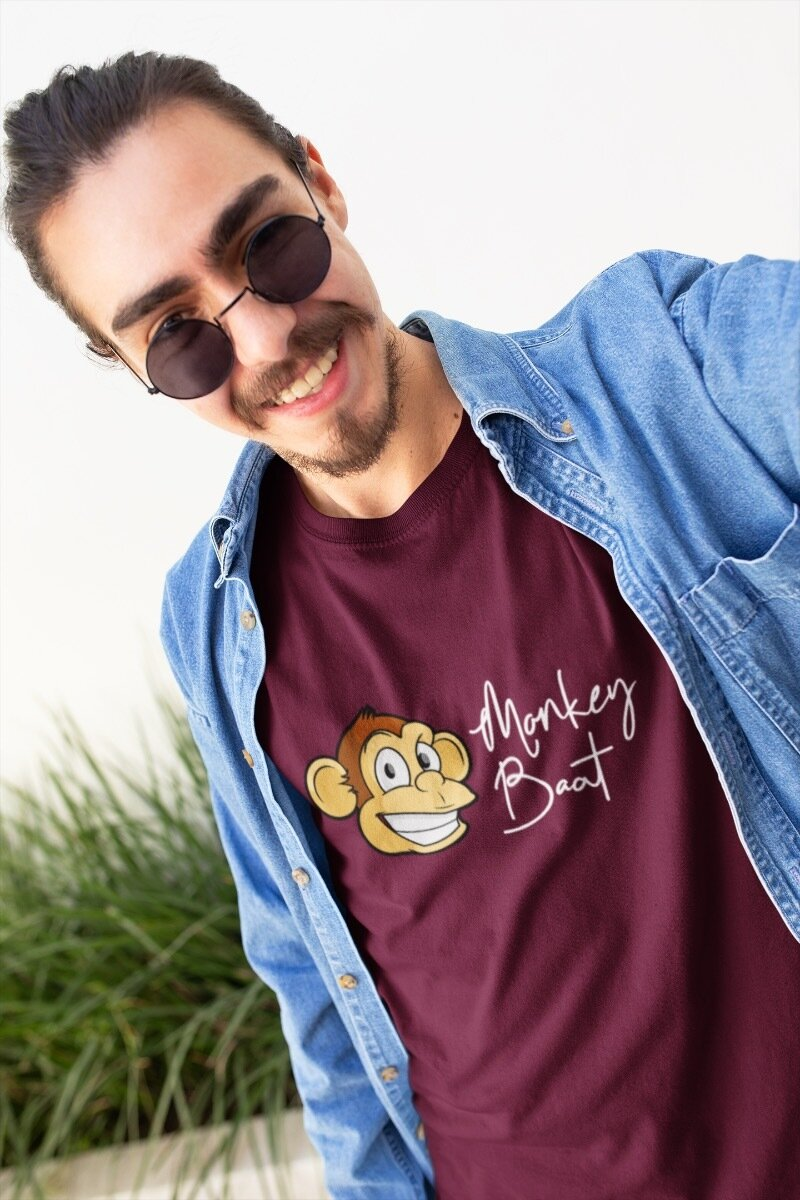 Monkey Baat T-Shirt