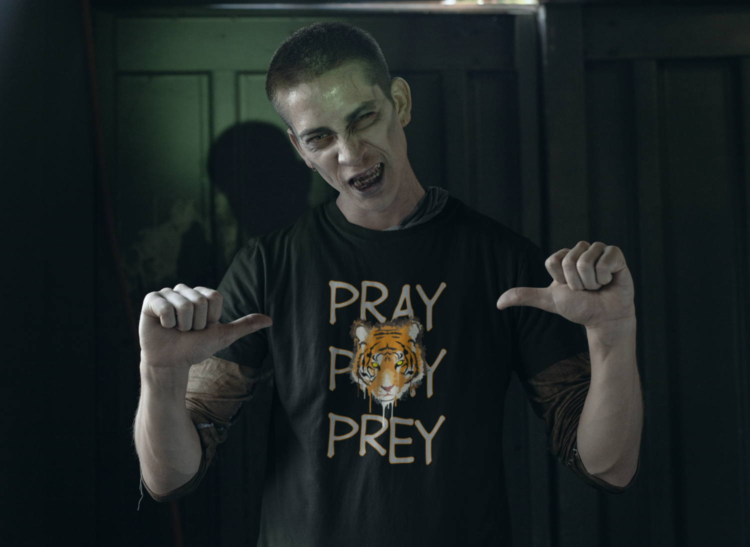 Pray Prey T-Shirt