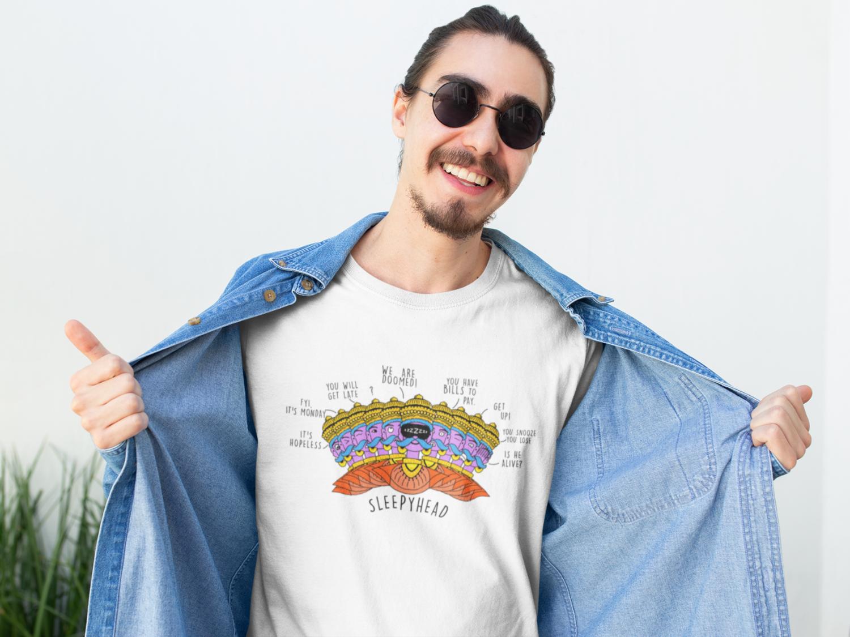 Sleepy Head Ravan T-Shirt