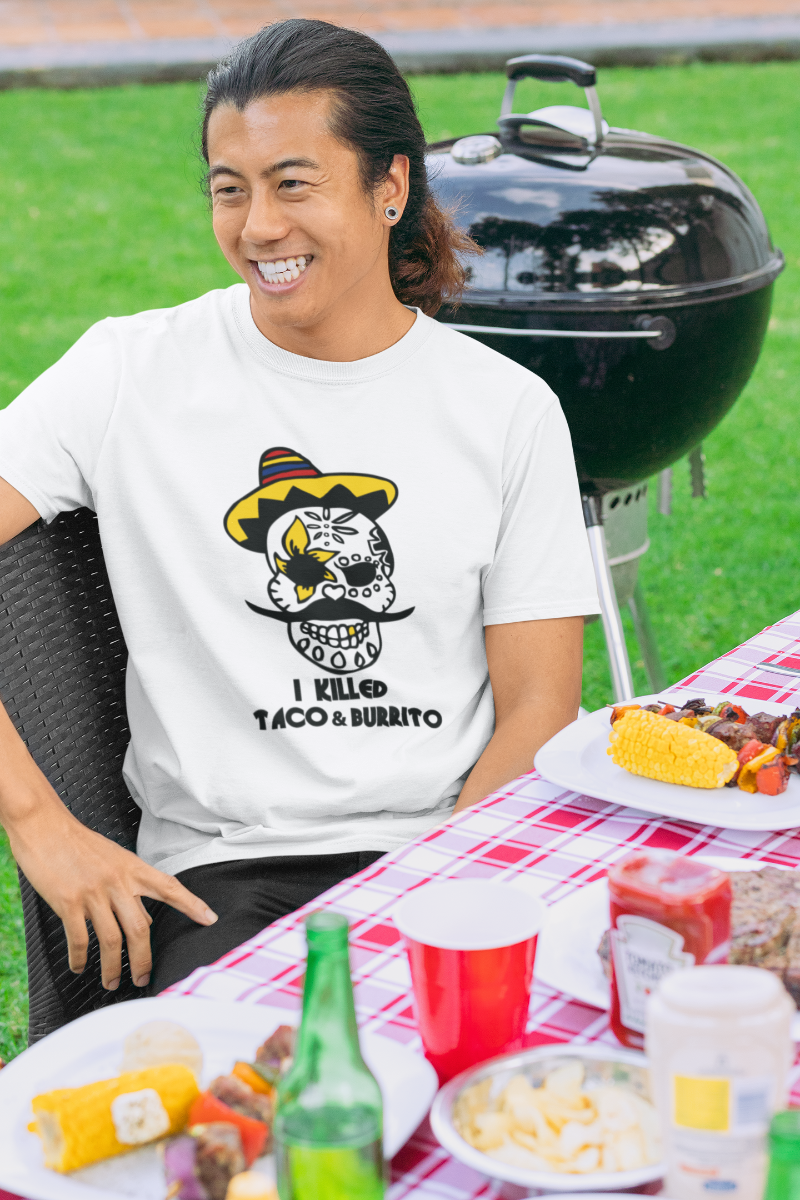 Taco Burrito T-Shirt