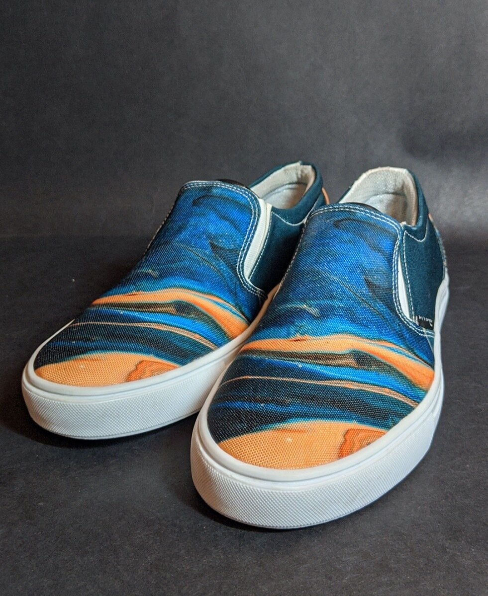 Mars Canvas Shoes