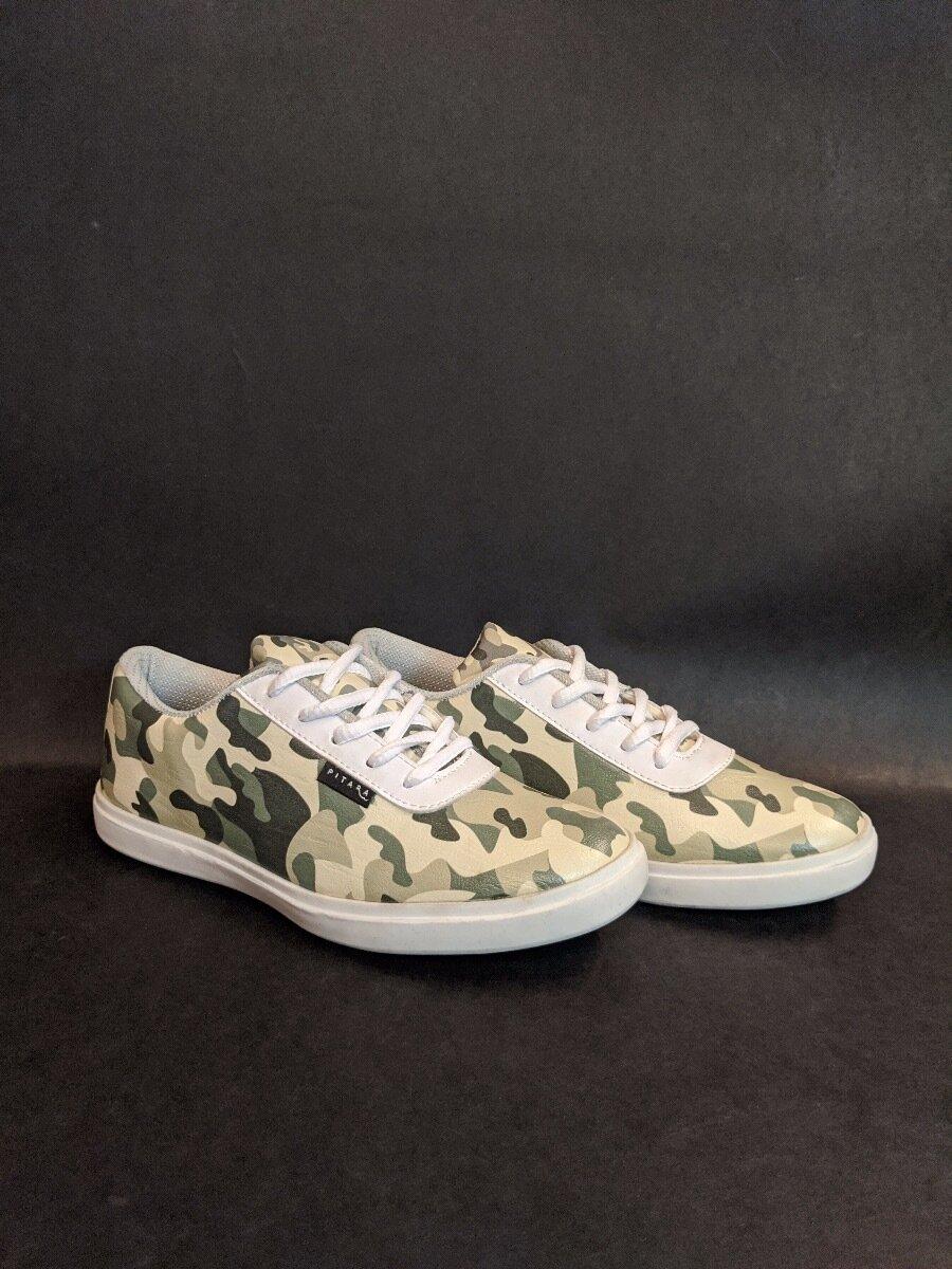 Camoflague Printed Shoes