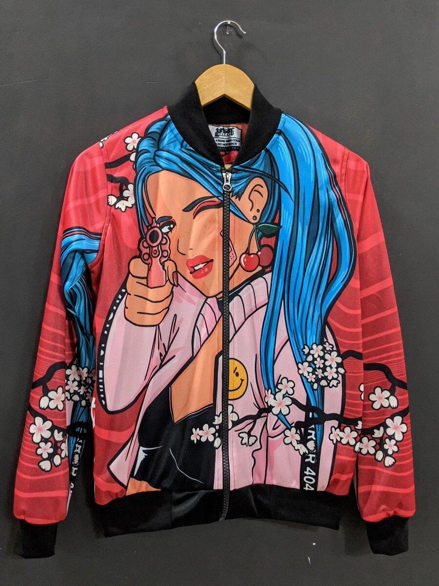 Slayer Women Bomber Jacket