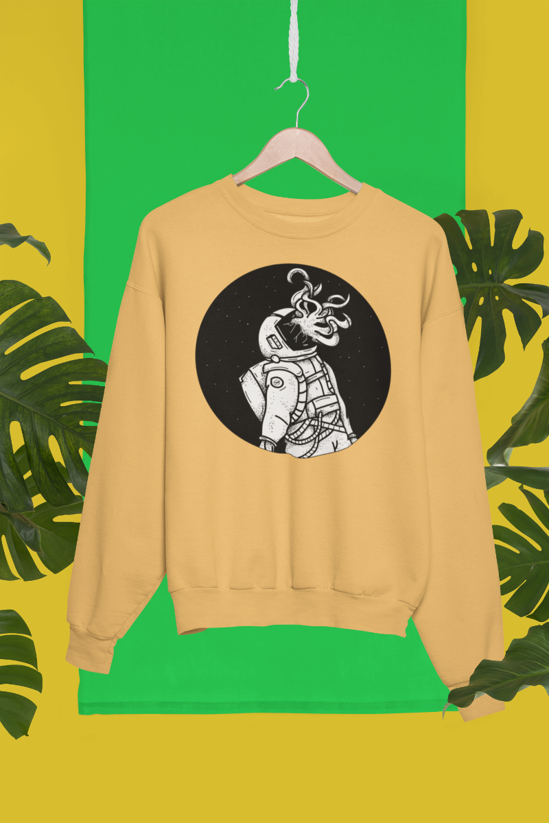 Space Parasite Sweatshirt
