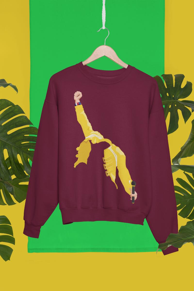 Freddie Mercury Sweatshirt
