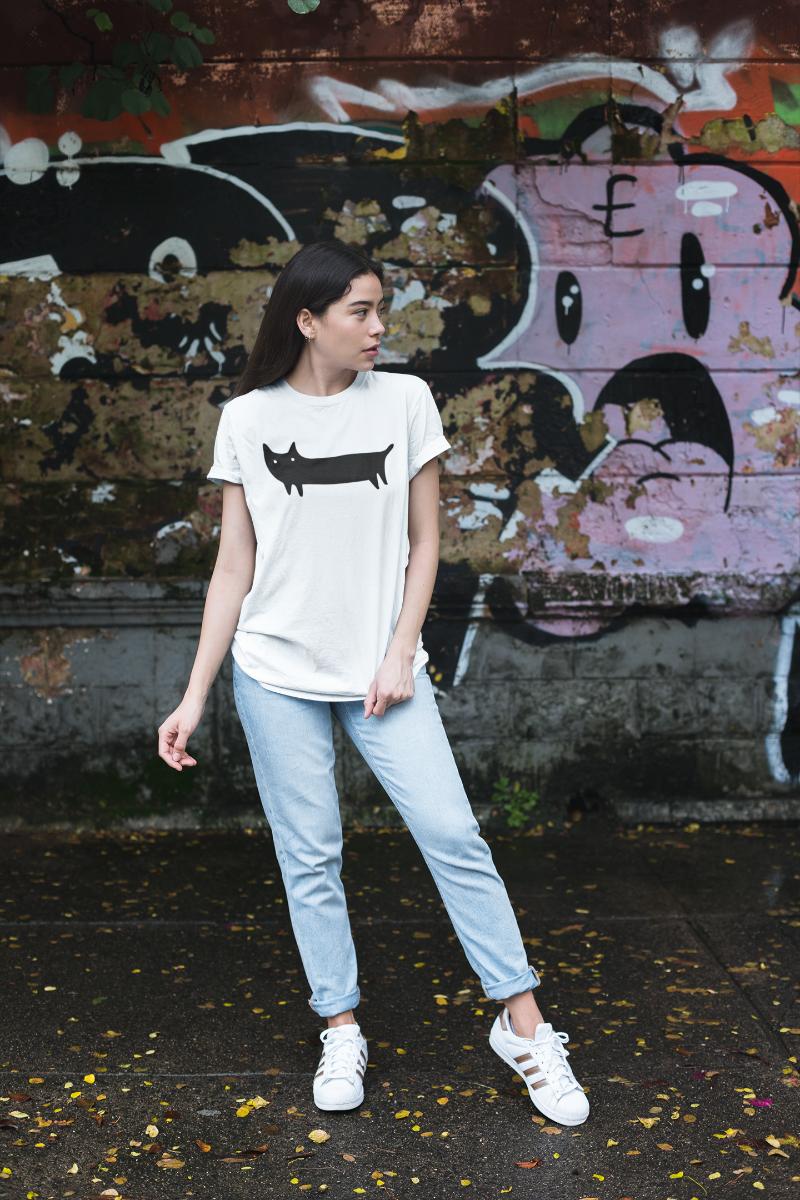 Kitty Kat T-Shirt