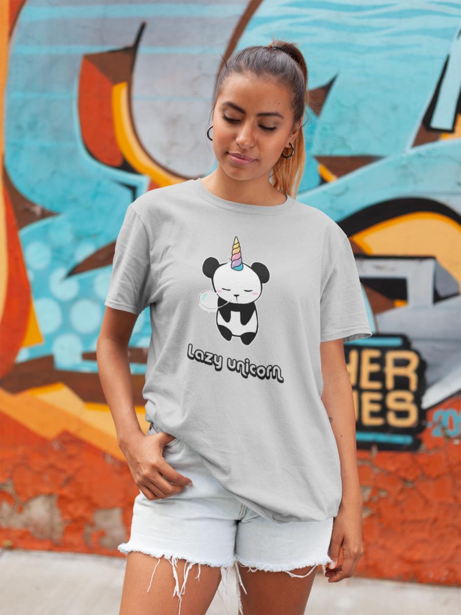 Lazy Unicorn T-Shirt