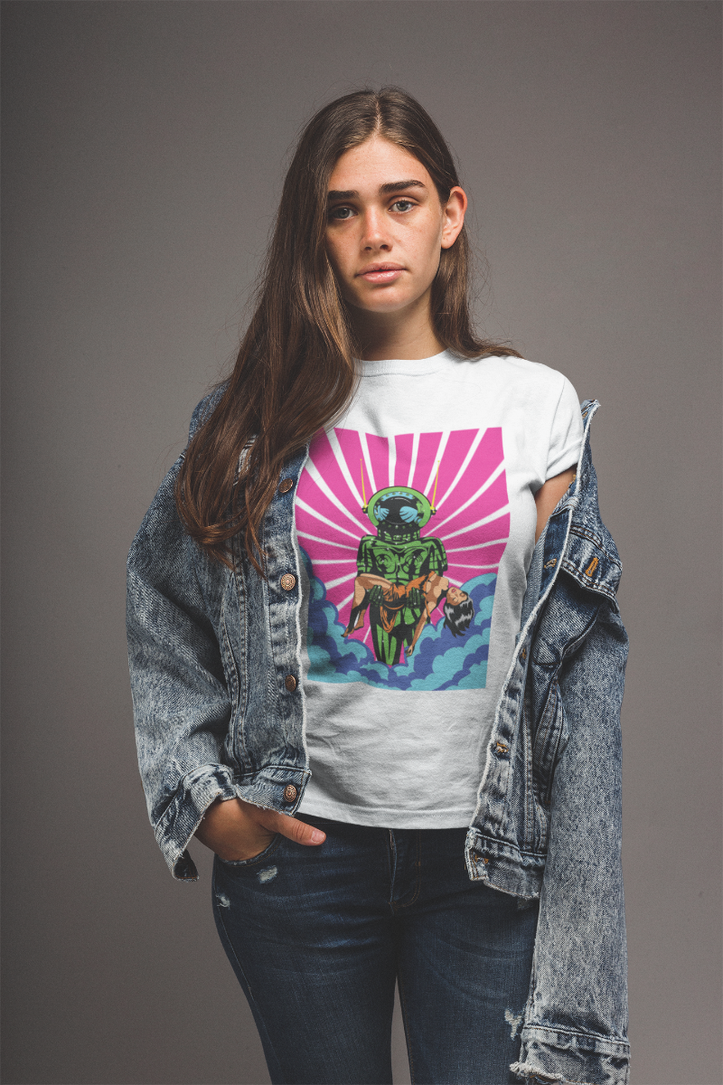 Space Savior T-Shirt