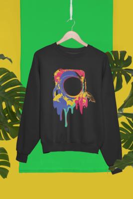 Color Bleed Sweatshirt