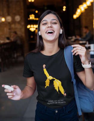 Freddie King of Music T-Shirt