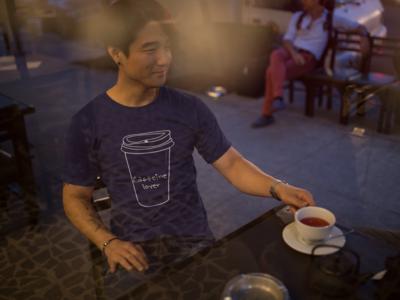 Caffeine Lover T-Shirt