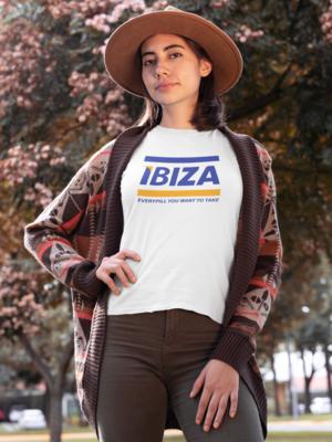 Ibiza Visa T-Shirt