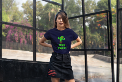 Hug Proof T-Shirt
