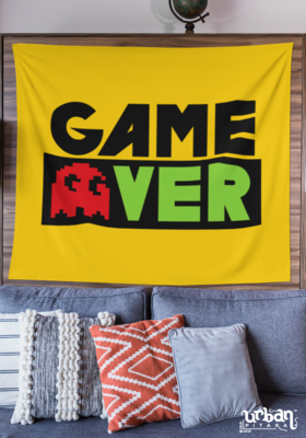 Game Over Flag