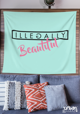 Illegally Beautiful Flag