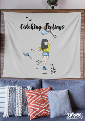Catching Feelings Flag