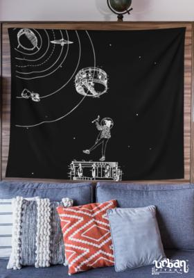 Drummers Universe Flag