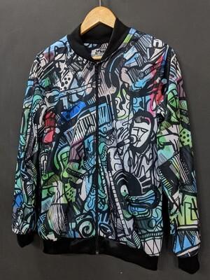 Soul Music Bomber Jacket