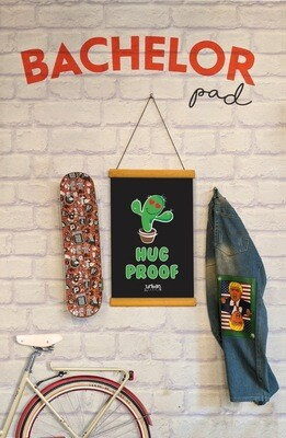 Hug Proof Clip Canvas