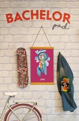 Gypsy Clip Canvas