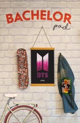 BTS Clip Canvas