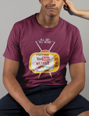 All Day All Night T-Shirt