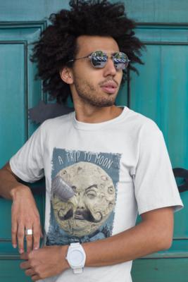 Trip to Moon T-Shirt