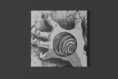 Swirl Claw Canvas