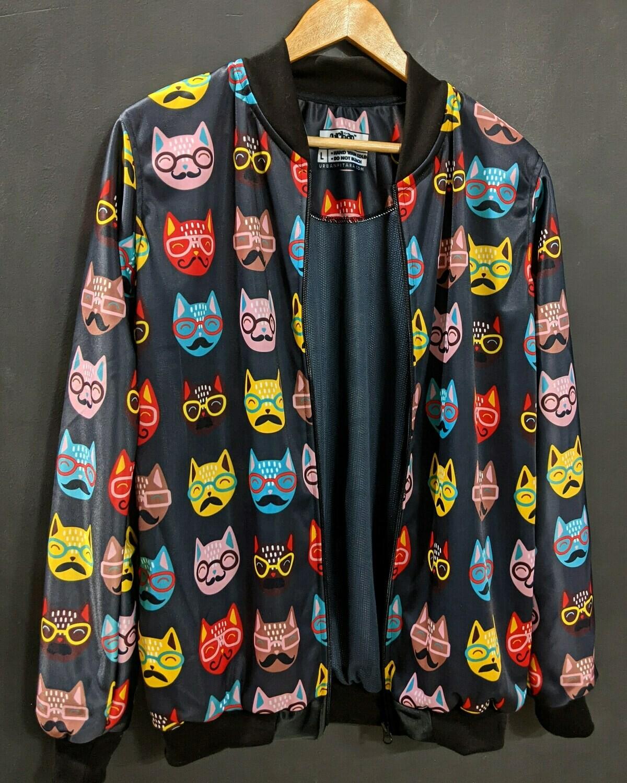 Swagger Billi Bomber Jacket
