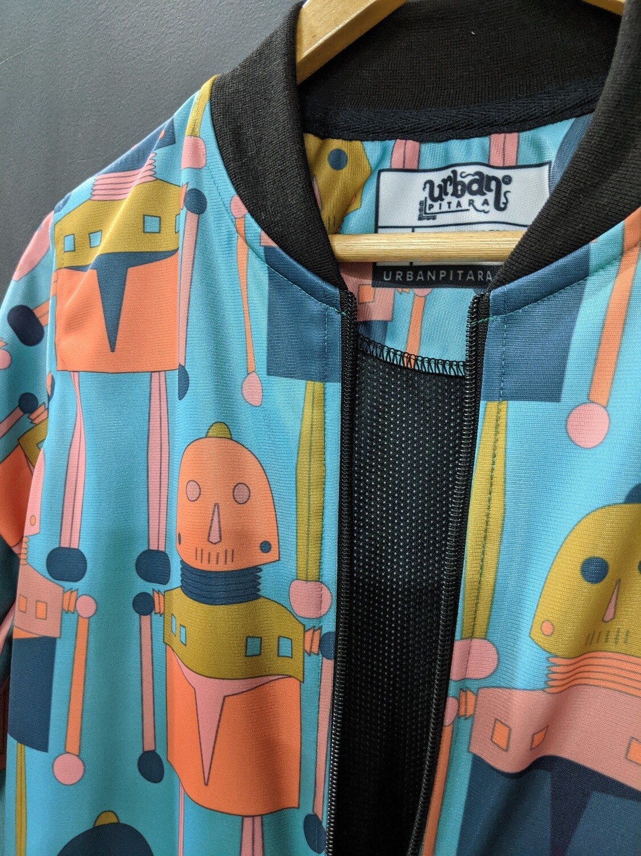 Robo Bomber Jacket
