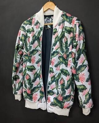 Tropical Bomber Jacket