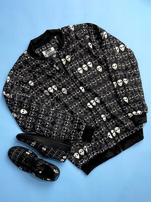 Aliens Bomber Jacket and Shoes Combo