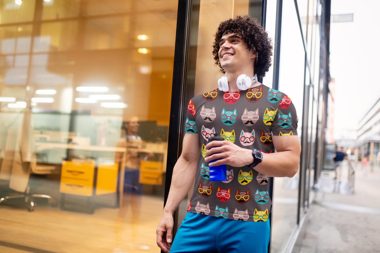 Swagger Billi Full Printed T-Shirt