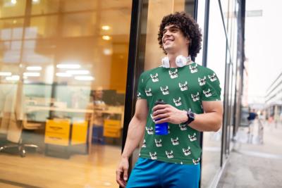 Weed Bully Full Printed T-Shirt