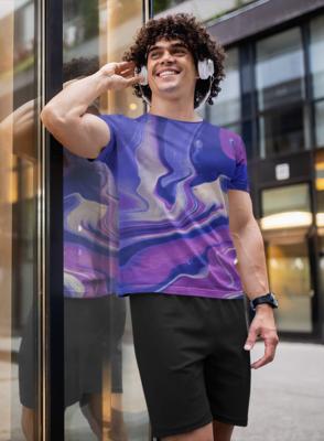 Magento Full Printed T-Shirt
