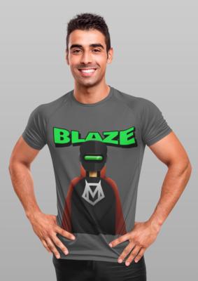 Blaze Full Printed T-Shirt