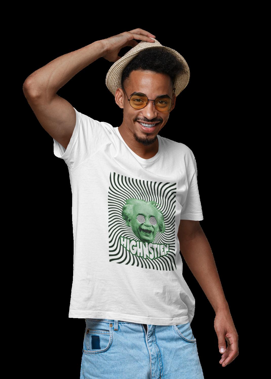 Highnstien Men T-Shirt